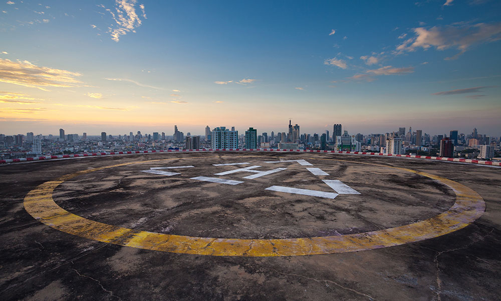 Prefeitura De São Paulo Quer Reduzir Excesso De Helipontos Na Cidade