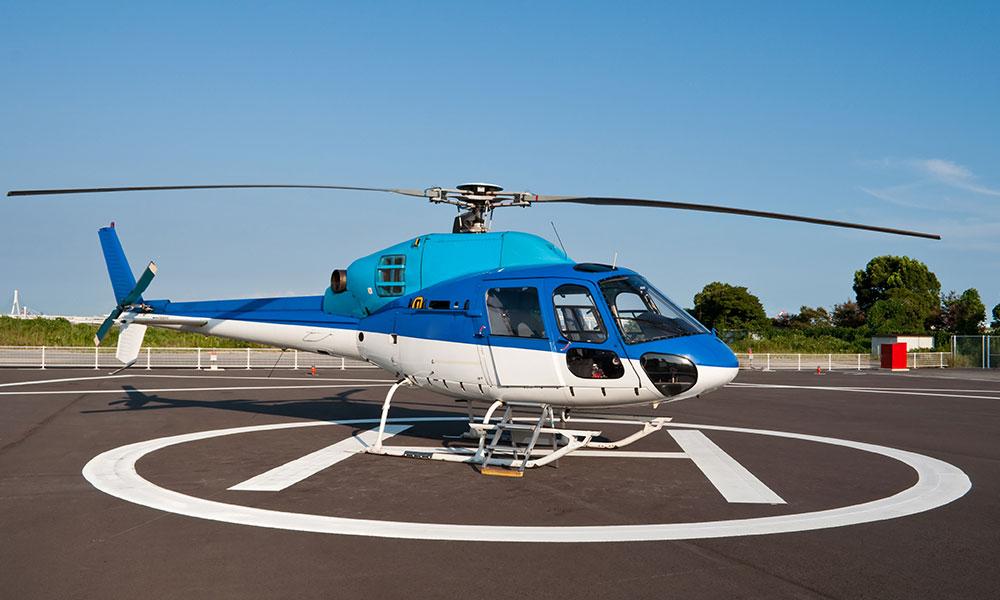 Passeios De Helicóptero Desabam Com Piora Da Crise Econômica